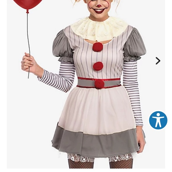 Leg Avenue Clown Costume for Women!